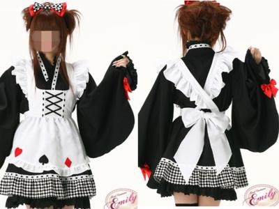【ハロウィン仮装衣装】 アリスシリーズ 和装クイーン